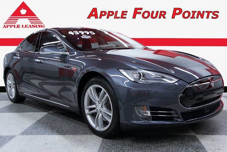 2014 Tesla Model S 85 kWh Battery Austin TX