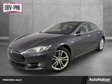 2014_Tesla_Model S_85 kWh Battery_ Naperville IL