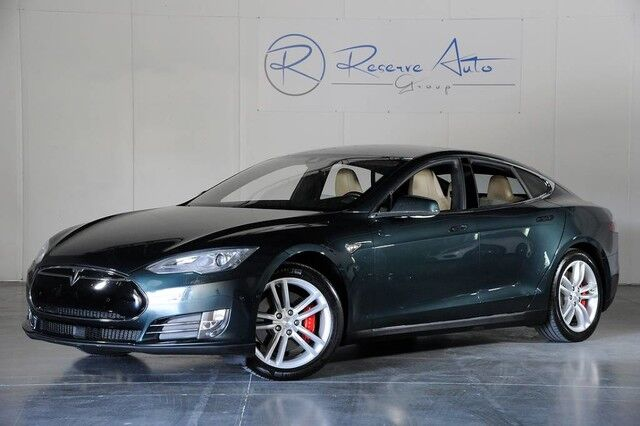 2014 Tesla Model S 85 kWh Battery The Colony TX