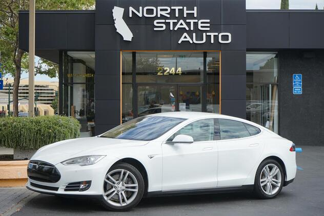 2014_Tesla_Model S_85 kWh Battery_ Walnut Creek CA