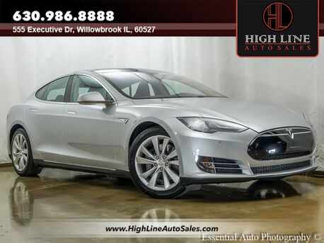 2014_Tesla_Model S_85 kWh Battery_ Willowbrook IL