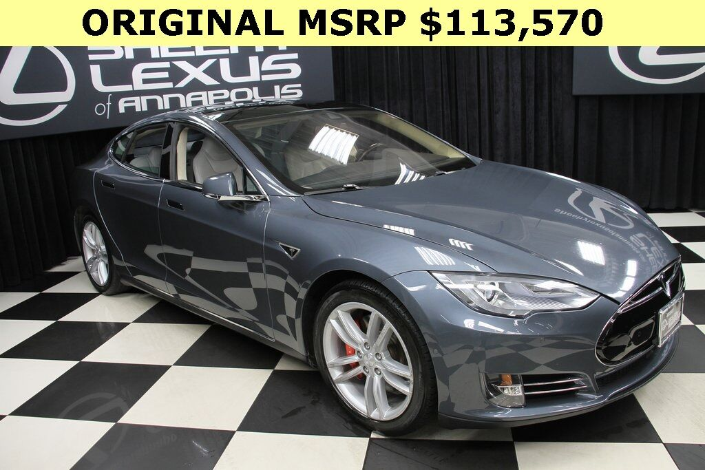 2014 Tesla Model S Base Annapolis MD