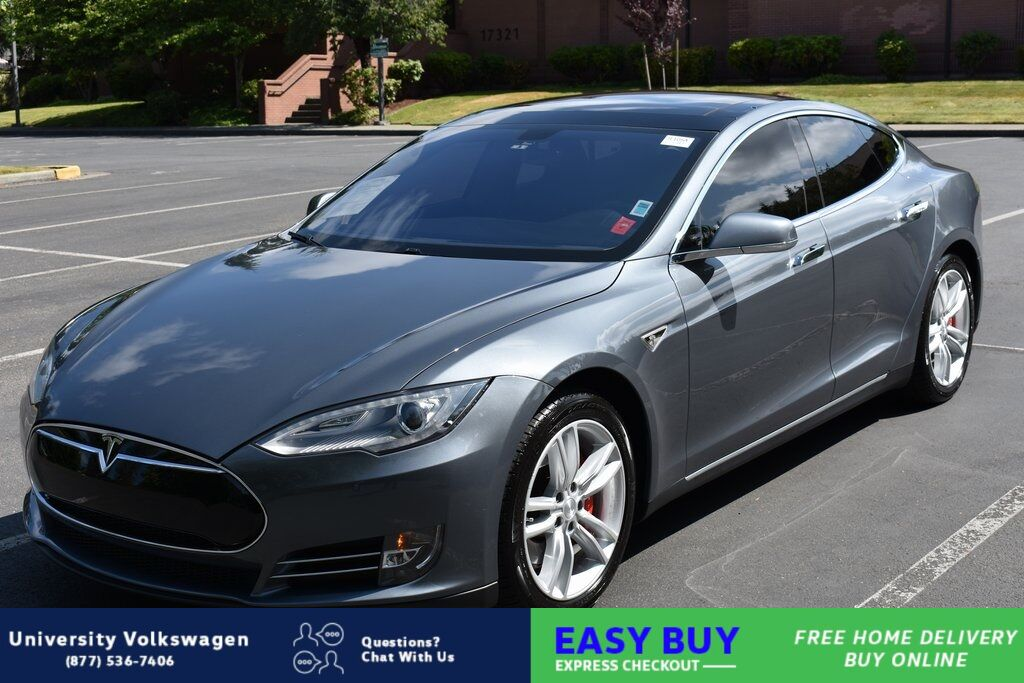 2014 Tesla Model S Base Seattle WA