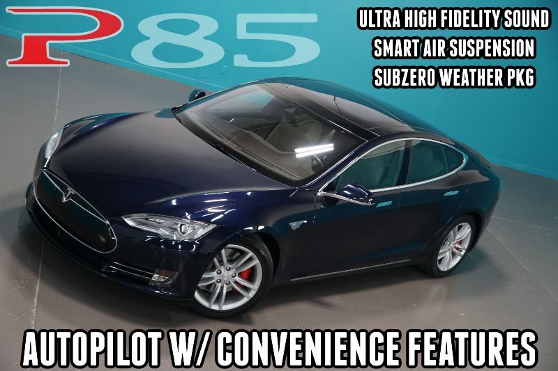 2014 Tesla Model S P85 Carrollton TX