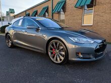 2014_Tesla_Model S_P85_ Knoxville TN