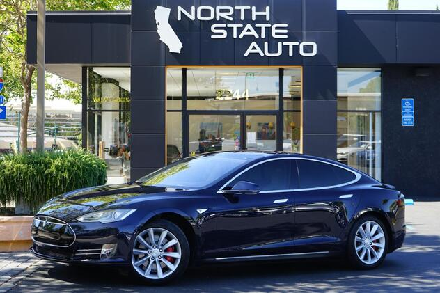 2014_Tesla_Model S_P85_ Walnut Creek CA