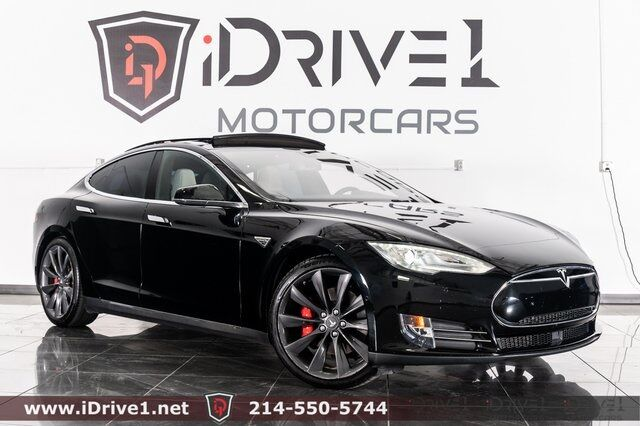 2014 Tesla Model S P85D Carrollton TX