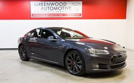 2014_Tesla_Model S_P85D_ Greenwood Village CO