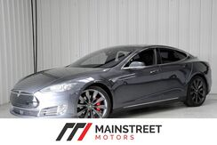 2014_Tesla_Model S_P85D w/ Autopilot_ Dallas TX