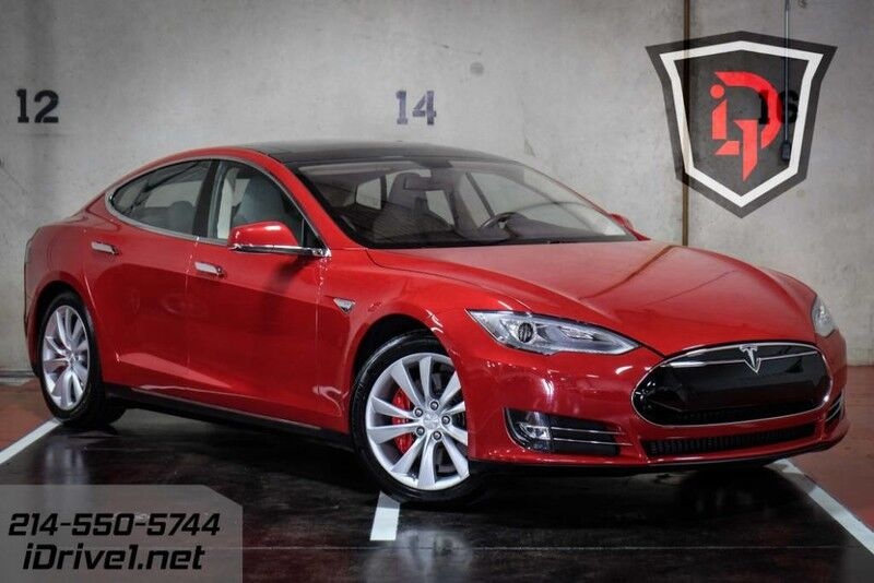 2014 Tesla Model S Performance 85