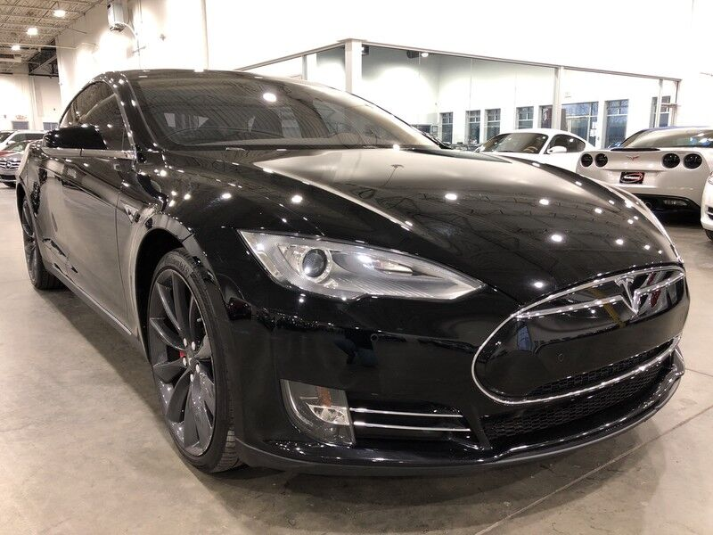 2014_Tesla_Model S_Performance_ Charlotte NC