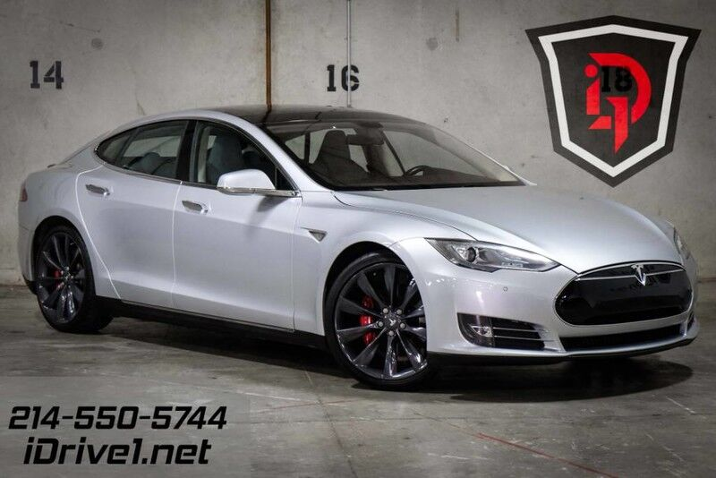 2014 Tesla Model S Performance P85