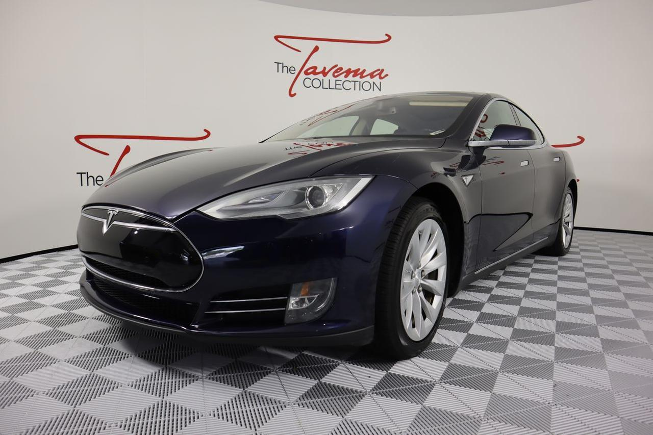 2014 Tesla Model S Sedan 4D Hollywood FL