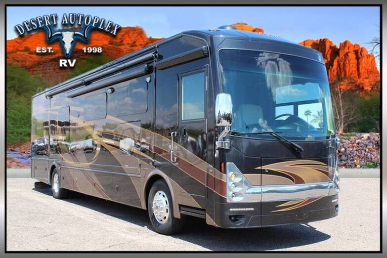 2014 Thor Tuscany 40RX Triple Slide Class A Diesel Pusher Mesa AZ