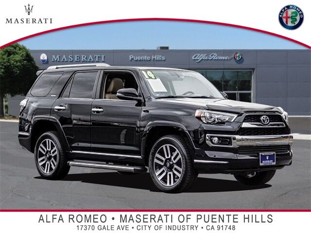 2014 Toyota 4Runner  City of Industry CA