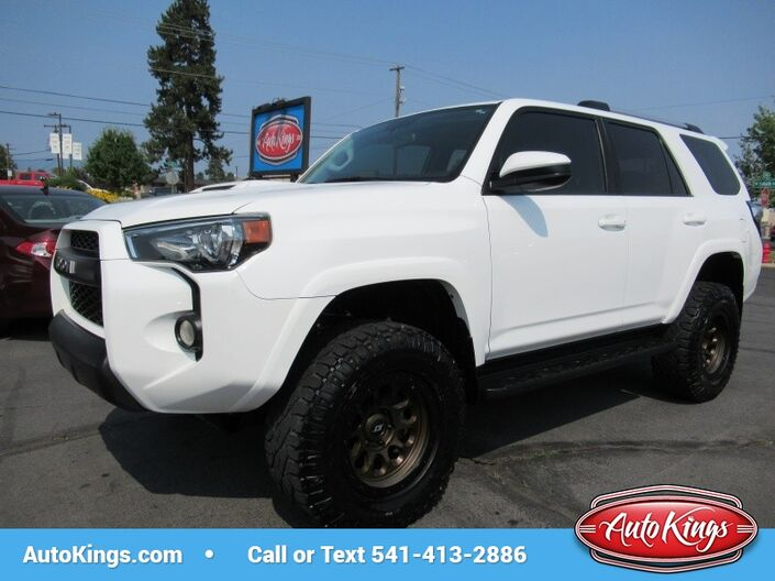 2014 Toyota 4Runner 4WD Trail Edition Bend OR