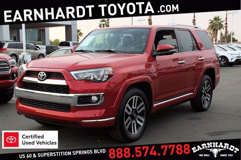 2014 Toyota 4Runner Limited 2WD *1-OWNER* Mesa AZ
