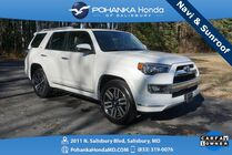 2014 Toyota 4Runner Limited 4WD ** NAVI & SUNROOF ** ONE OWNER **