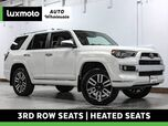 2014 Toyota 4Runner Limited 4WD 3rd Row Navigation Heated Seats