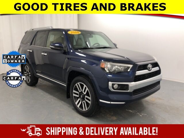 2014 Toyota 4Runner Limited 4WD Holland MI