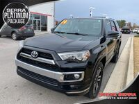 Toyota 4Runner Limited 2014