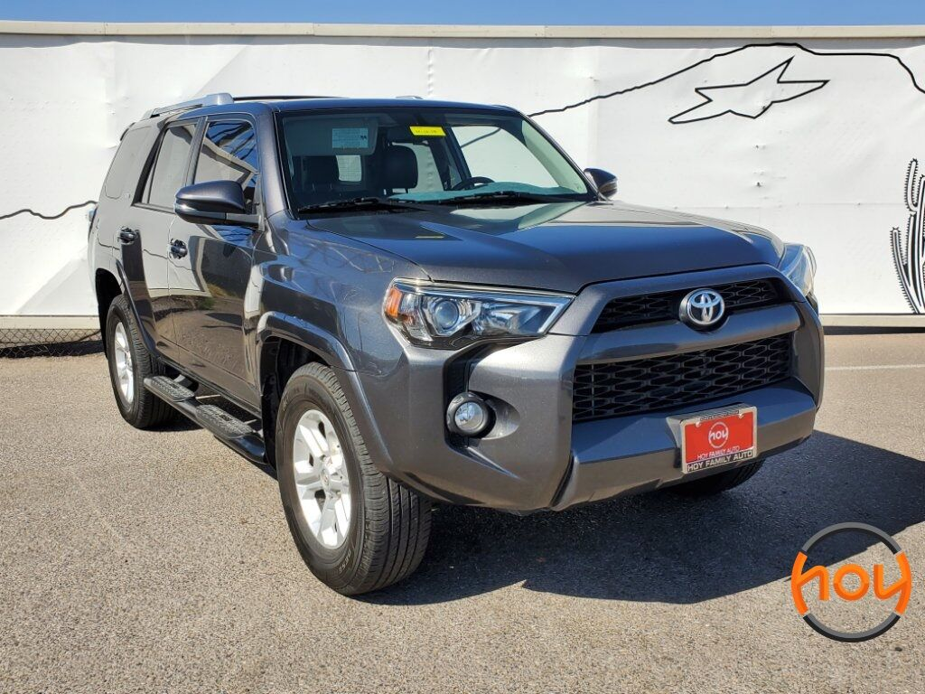 2014 Toyota 4Runner Limited El Paso TX