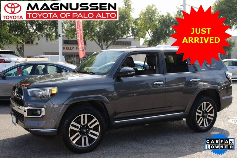 2014 Toyota 4Runner Limited Palo Alto CA