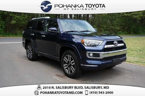 2014_Toyota_4Runner_Limited_ Salisbury MD