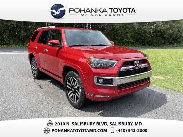 2014 Toyota 4Runner Limited Salisbury MD