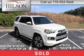 2014 Toyota 4Runner Limited w/3rd Row Seating