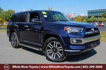 2014 Toyota 4Runner Limited White River Junction VT
