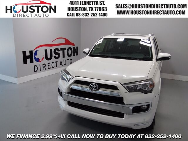 2014 Toyota 4Runner Limited Houston TX