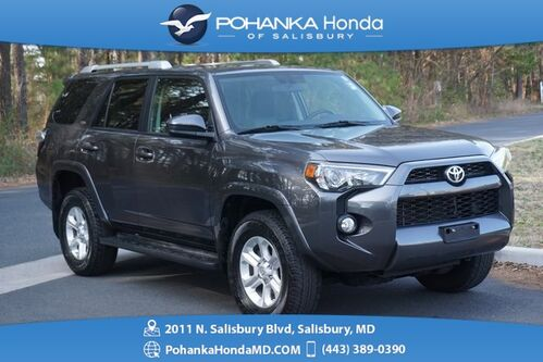 2014_Toyota_4Runner_SR5 4WD ** LOW MILES ** ONE OWNER **_ Salisbury MD