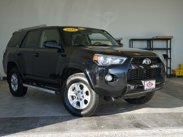 2014 Toyota 4Runner SR5 Epping NH