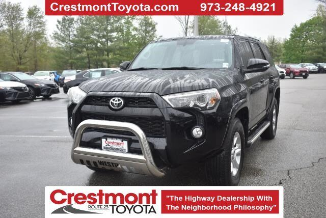 2014 Toyota 4Runner SR5 Premium Pompton Plains NJ