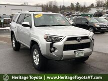 2014 Toyota 4Runner SR5 South Burlington VT