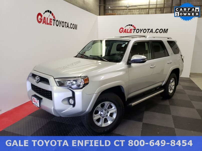 2014 Toyota 4Runner Trail Enfield CT
