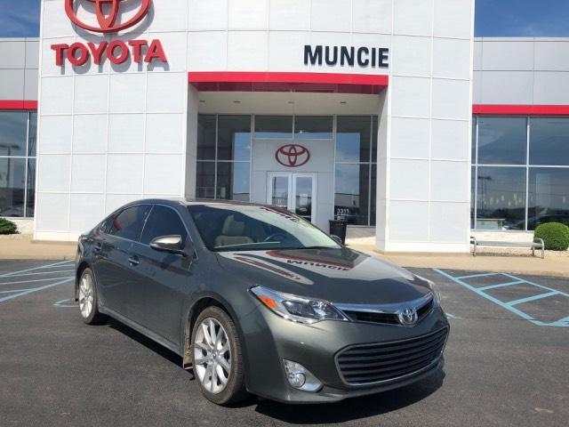2014 Toyota Avalon 4dr Sdn Limited Muncie IN