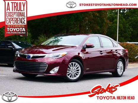 2014_Toyota_Avalon Hybrid__ Aiken SC