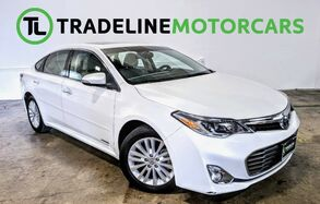 2014_Toyota_Avalon Hybrid_Limited LEATHER, REAR VIEW CAMERA, BLUETOOTH AND MUCH MORE!!!_ CARROLLTON TX