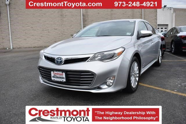 2014 Toyota Avalon Hybrid Limited Pompton Plains NJ