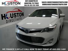 2014_Toyota_Avalon Hybrid_Limited_ Houston TX