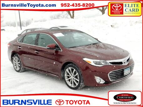 2014_Toyota_Avalon_Limited_ Burnsville MN