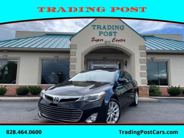 2014_Toyota_Avalon_Limited_ Conover NC
