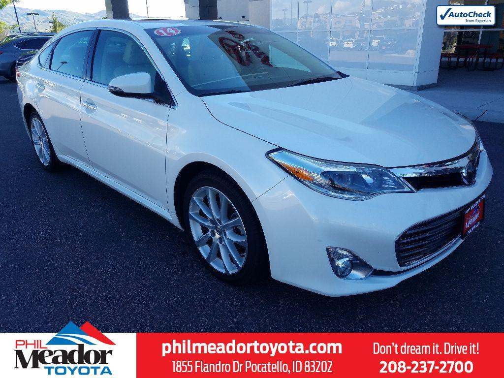 2014 Toyota Avalon Limited Pocatello ID