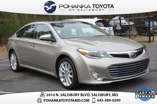 2014_Toyota_Avalon_Limited_ Salisbury MD
