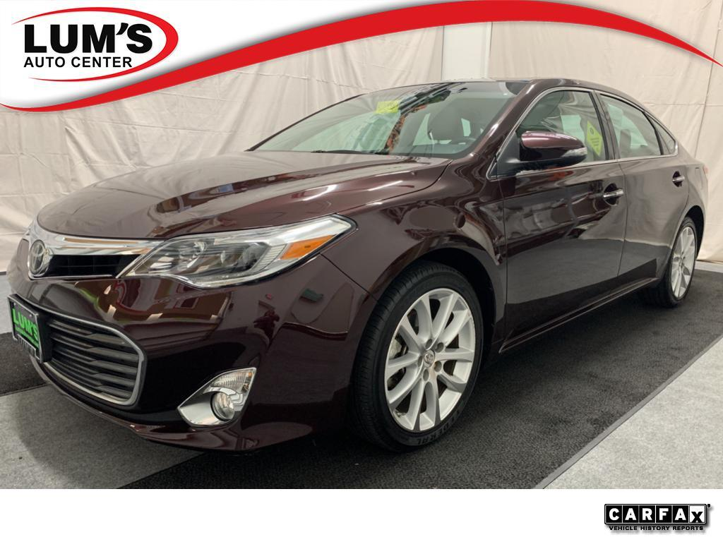 2014 Toyota Avalon Limited Warrenton OR