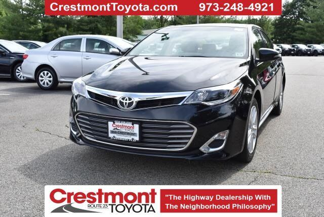 2014 Toyota Avalon XLE Premium Pompton Plains NJ