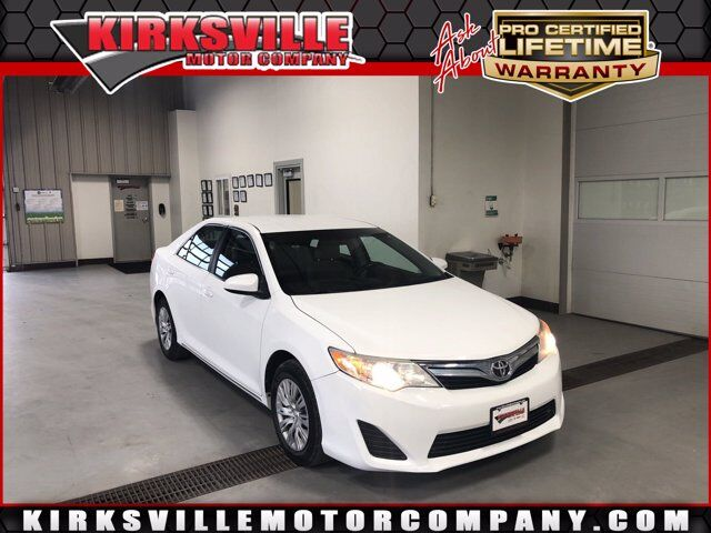2014 Toyota Camry 2014.5 4dr Sdn I4 Auto LE Kirksville MO