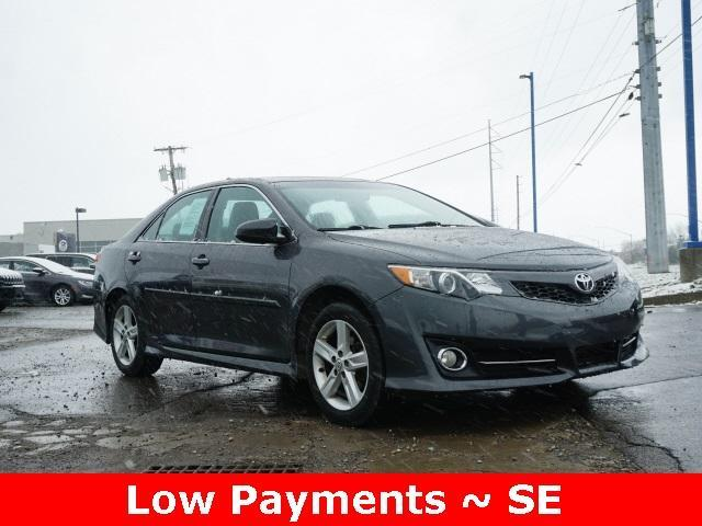 2014 Toyota Camry 4dr Sdn I4 Auto SE *Ltd Avail* Cranberry Twp PA